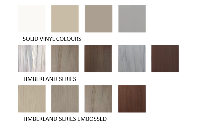 Vinyl Fence Colours